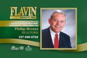Send a message to Philip Breaux