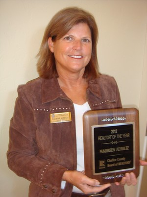 Maureen Schultz,:Voted 2012 Chaffee County Realtor of the Year