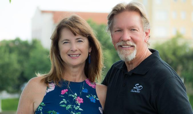 Tammie & Jim Hampton,REALTOR, ABR, AHWD: