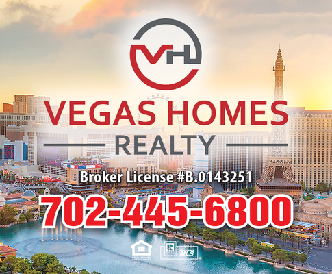 Send a message to Vegas Homes